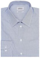Armani Collezioni Modern Fit Geometric Shirt