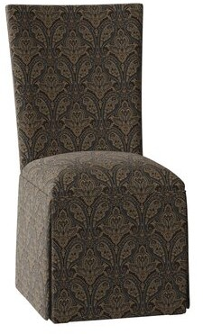 Sloane Whitney Provo Upholstered Parsons Chair Body Fabric: Addisyn Aloe
