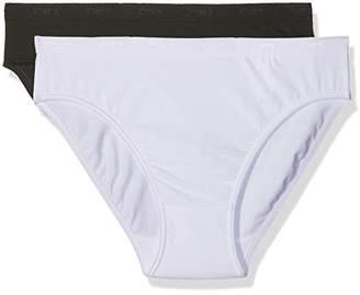 Dim Women's Coton Plus Bio Briefs,(Sizes : 12)