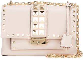 MICHAEL Michael Kors Cece Medium Leather Chain Shoulder Bag