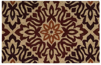 "Nourison Waverly Greetings Sweet Things Doormat, Multicolor, 1'6""x2'4"""