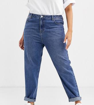 Urban Bliss Plus mom jeans