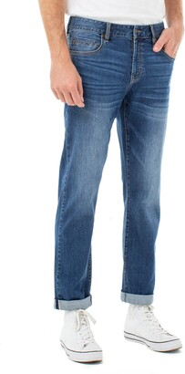 Liverpool Relaxed Straight Leg Jeans