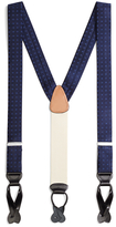Brooks Brothers Foulard Suspenders
