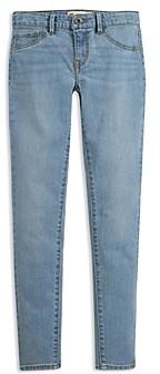 Levi's Girls' 710 Super Skinny Jeans - Big Kid
