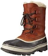 Sorel Caribou Wl, Men Snow Boots, Brown (Tobacco 256), (42 1/2 EU)