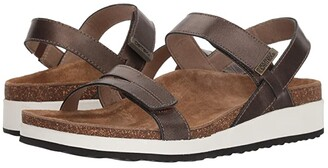 Aetrex Bethany (Bronze) Women's Sandals