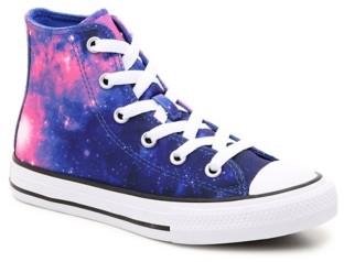 Converse Chuck Taylor All Star Miss Galaxy High-Top Sneaker - Kids'