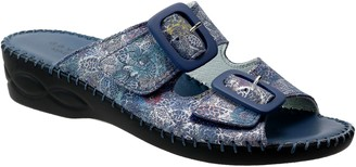 David Tate Casual Wedge Sandals - La Vida