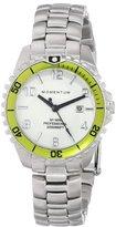 Momentum Women's 1M-DV07WL0 M1 Mini Analog Display Japanese Quartz Silver Watch
