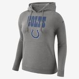Nike Women's Fleece Pullover Hoodie Club Fleece (NFL Colts)