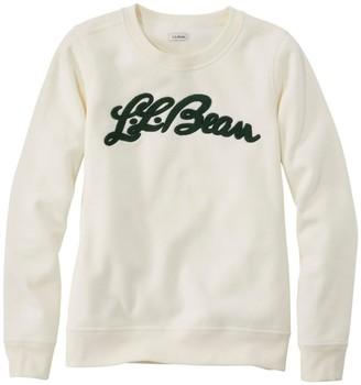 L.L. Bean Women's L.L.Bean 1912 Sweatshirt, Crewneck Logo