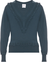 BARRIE Romantic V-neck cashmere sweater