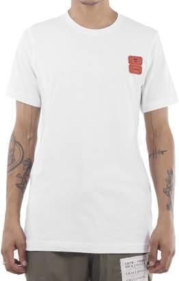 Mr. Saturday White Human Tour T-shirt