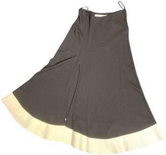 Esteban Cortazar Black Skirt for Women