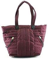Nine West Zippered Up Nylon Tote Bag