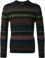 Paul Smith striped jumper - men - Alpaca/Merino - S