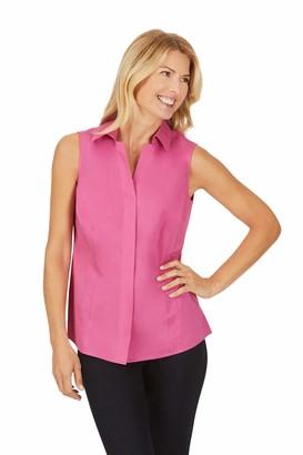 Foxcroft Women's Sleeveless Shirt