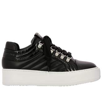 Paciotti 4Us Sneakers Star Leather Sneakers