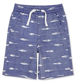 Peek Kids Boys' Alex Chambray Shorts - Little Kid, Big Kid
