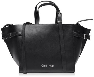 Calvin Klein Extended Tote Bag