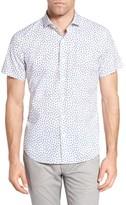 Bonobos Men's Slim Fit Print Sport Shirt