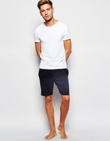 Tommy Hilfiger Icon Cotton Lounge Shorts In Regular Fit