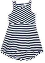 Splendid Little Girl Directional Stripe Dress