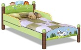 The Well Appointed House Teamson Design Sunny Safari Toddler Bed for Kids