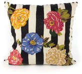 Mackenzie Childs MacKenzie-Childs Cutting Garden Square Pillow