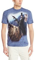 The Mountain 100% Cotton Lincoln The Emancipator T-Shirt