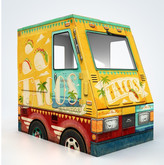 FamousOTO Taco Truck Playhouse