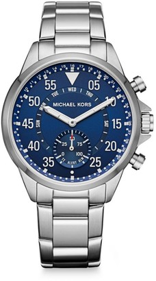 Michael Kors AccessGage Stainless Steel Hybrid Smart Watch