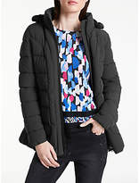 Gerry Weber Hooded Thinsulate Coat, Black
