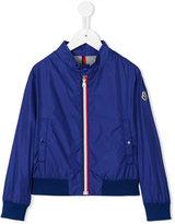 Moncler zipped jacket - kids - Cotton/Polyamide - 4 yrs