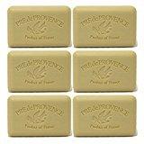 Pre de Provence Six (6 250 Gram Shea Butter Enriched Soaps - Verbena