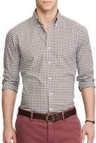 Polo Ralph Lauren Standard Fit Plaid Shirt