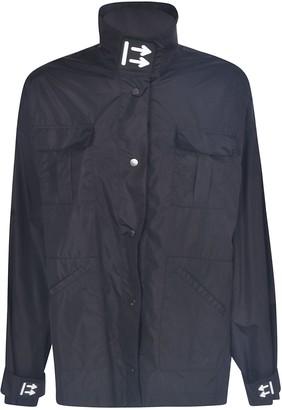Off-White Track Coat