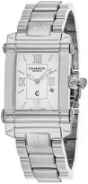 Charriol Women's 'Columbus' Swiss Quartz Stainless Steel Dress Watch, Color:Silver-Toned (Model: CCSTRH.920.830)