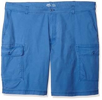 "Izod Men's Big and Tall Saltwater 10.5"" Cargo Short"