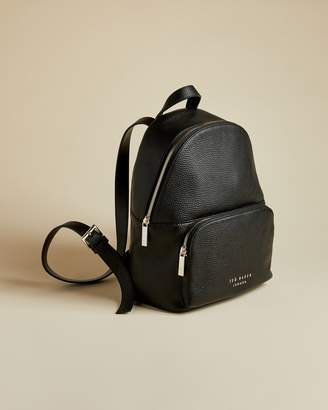Ted Baker Soft Leather Backpack