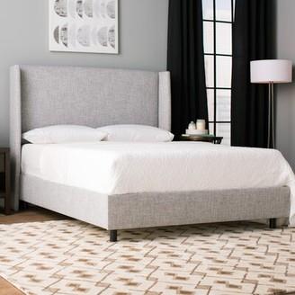Mercury Row Alrai Upholstered Standard Bed Mercury Row