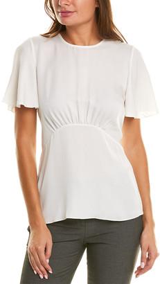 Elie Tahari Ari Silk Shirt