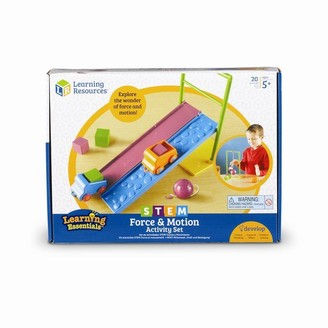 Learning Resources STEM Activity Set Learning Essentials Force and Motion