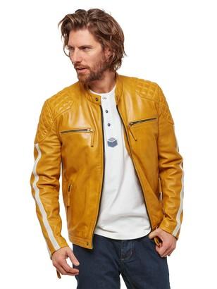 Road Holder Leather Jacket