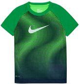 Nike Boys 4-7 Dri-FIT Raglan Tee