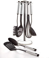 Tools of the Trade Basics 7 Piece Kitchen Utensil Set with Stand, Created for Macy's