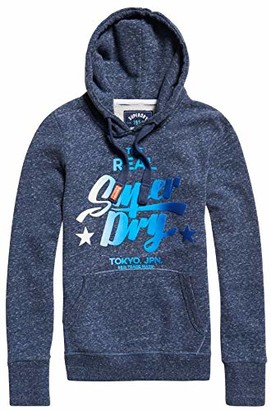 Superdry Women's The Real Heritage Entry Hooded Sweatshirt