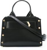 Jimmy Choo Small Lockett tote bag - women - Calf Leather - One Size