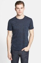 John Varvatos Men's Burnout Trim Fit T-Shirt